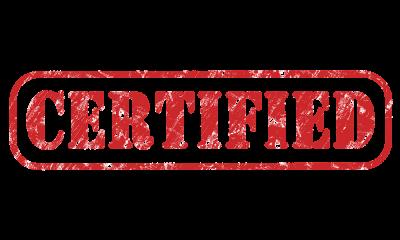 Veritas Certificados ISO17100