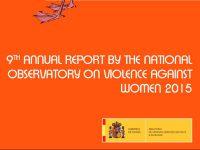 Informe del Observatorio Estatal de Violencia sobre la Mujer
