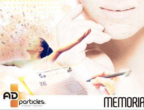 Traducción de memoria corporativa para ADPARTICLES
